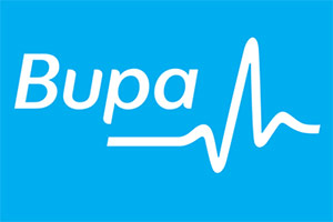Bupa is one of our customers