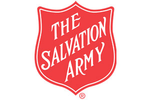 The Salvation Army is one of our customers